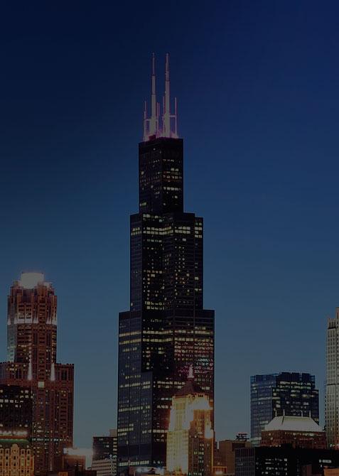 Willis Tower at Illinois