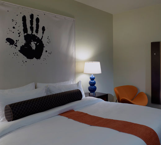Double/Double Suites at ACME Hotel Company, Chicago