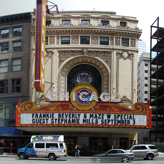 ACME Hotel Company, Chicago - Location